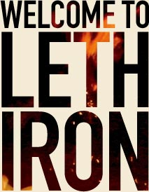 Welcome to LETH IRON
